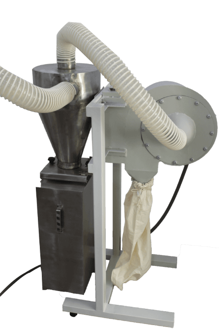 Spectra Cocoa Winnowing Machine | Cocoa bean winnower machine