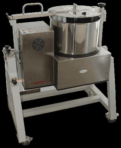 Cocoa Grinder | Cocoa Melanger | Spectra 45NB Cocoa Grinder Machine