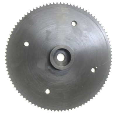 drum gear sprocket for spectra melanger