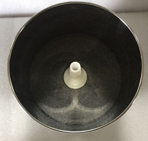 Drum with Bottom Stone for Spectra Melanger   Spectra Spare Parts