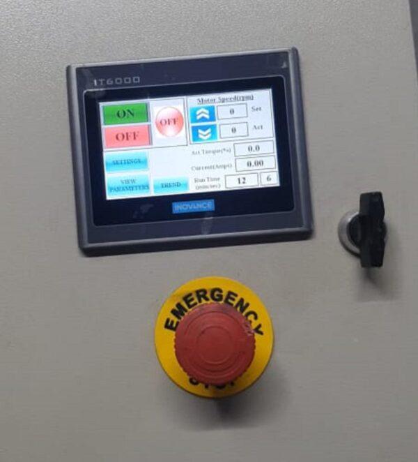 Nut Butter Grinder Machine | Stone Grinders | Spectra Digital Controller