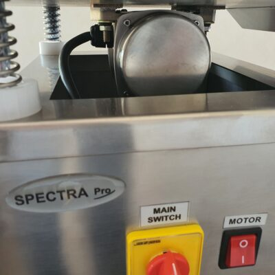 Spectra Chocolate Vibrating Table | Spectra Vibrating Table Motor