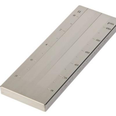 Spectra Micron Meter | Chocolate Grindometer | Fineness Grind Gauges